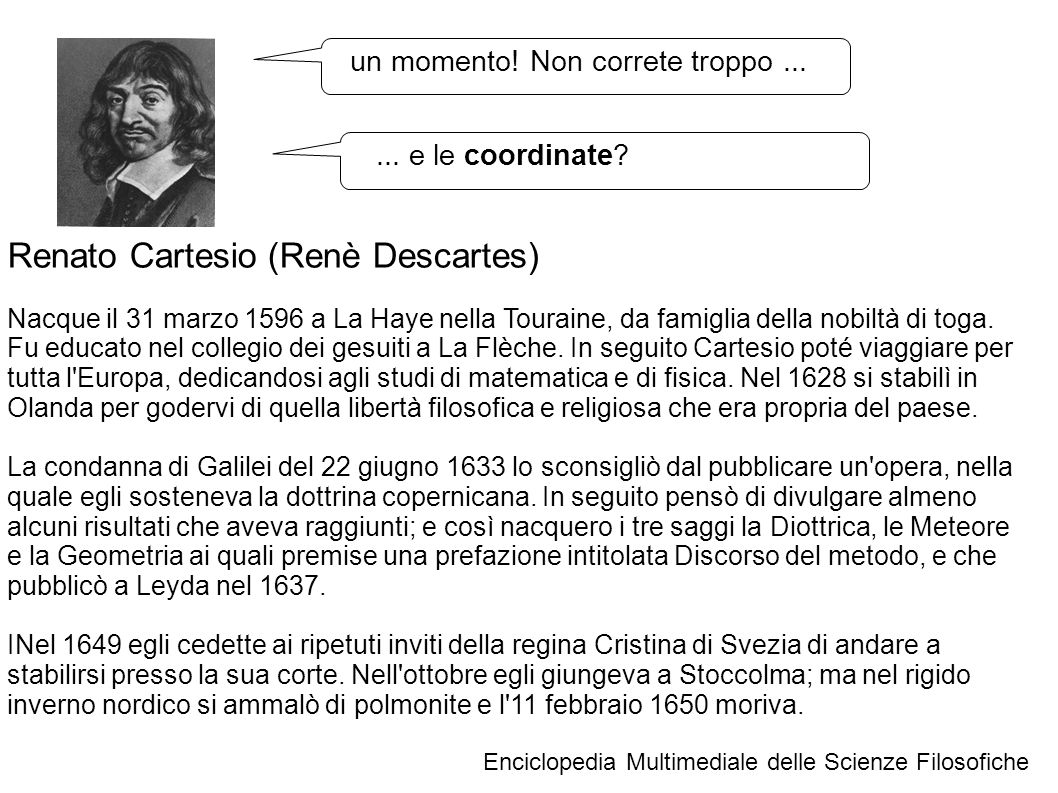 Renato Cartesio (Renè Descartes)