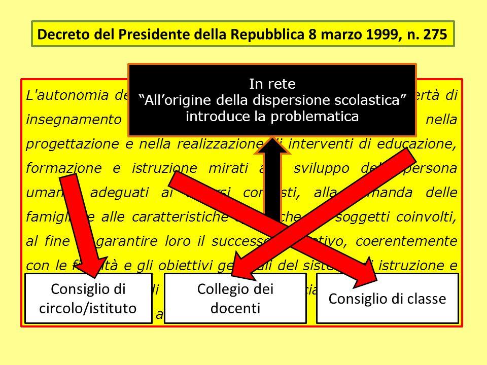 La cultura informatica a ppt scaricare for Decreto presidente della repubblica