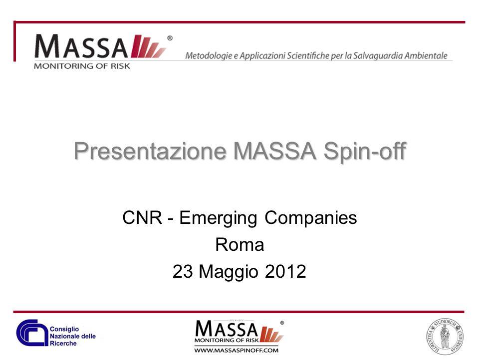 Presentazione MASSA Spin-off