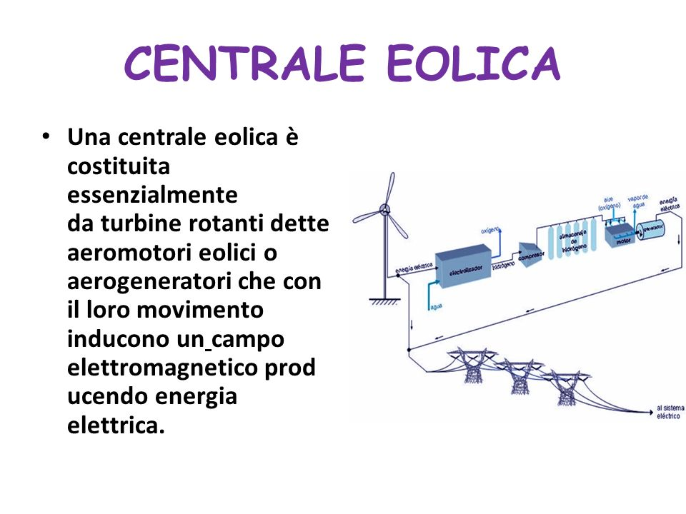 CENTRALE EOLICA