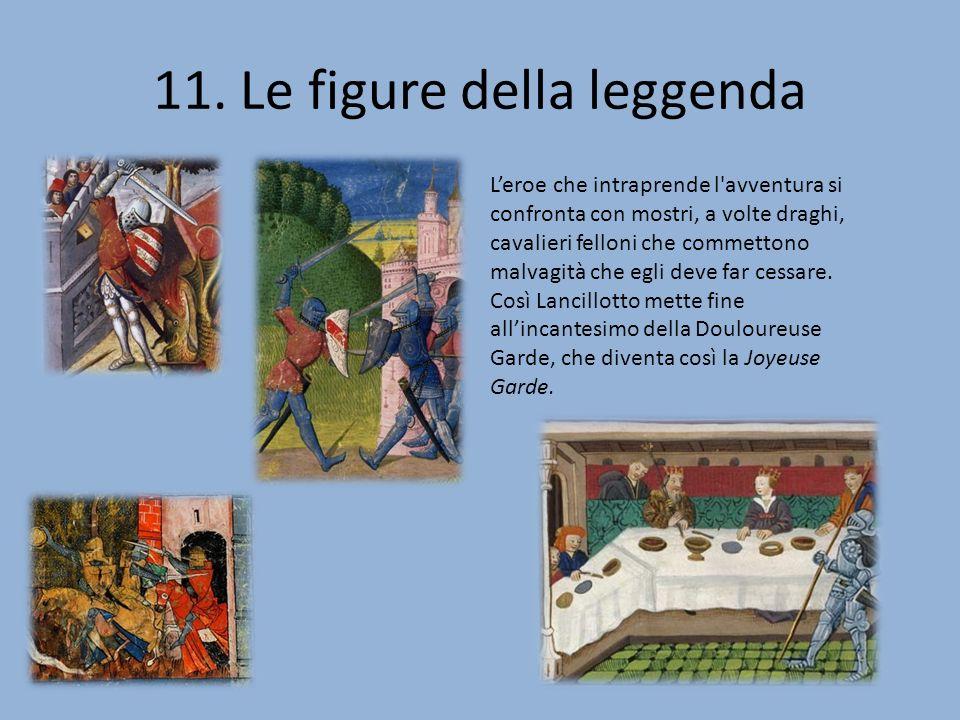 11. Le figure della leggenda
