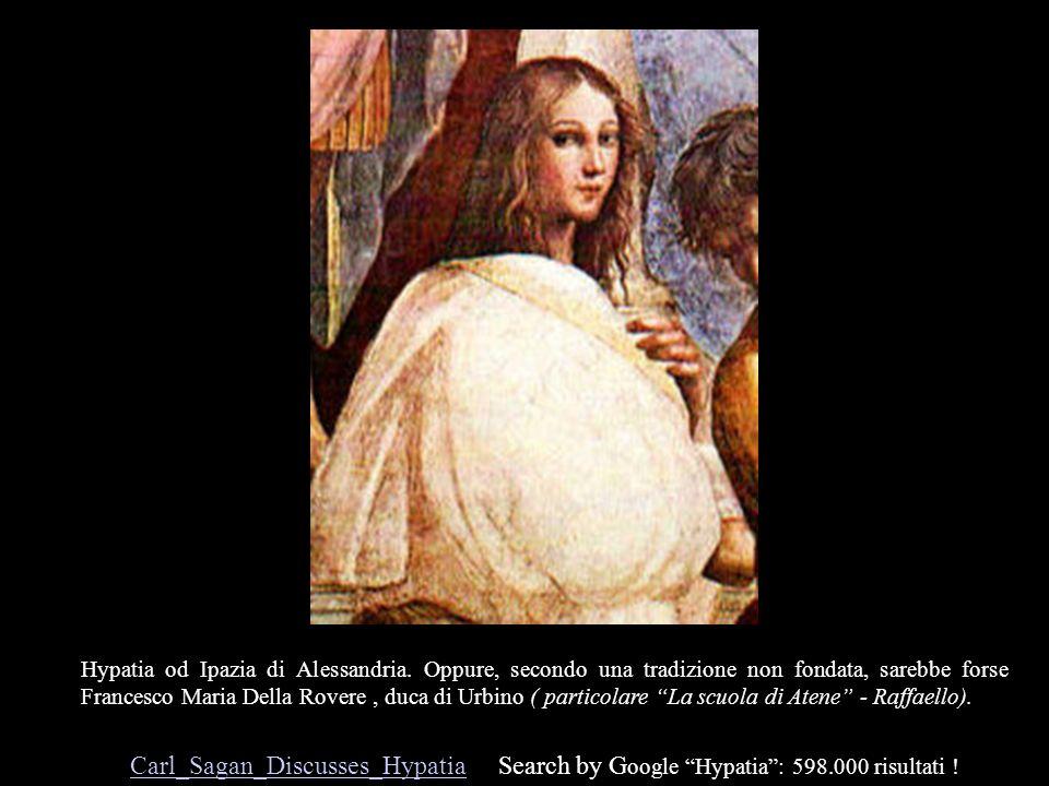 Hypatia od Ipazia di Alessandria