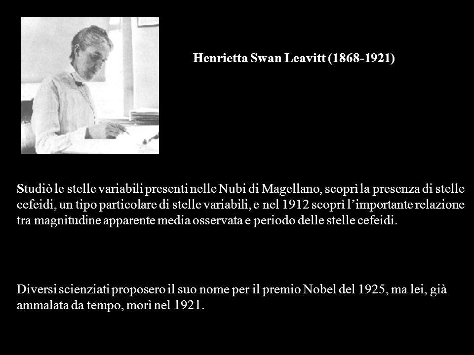 Henrietta Swan Leavitt (1868-1921)