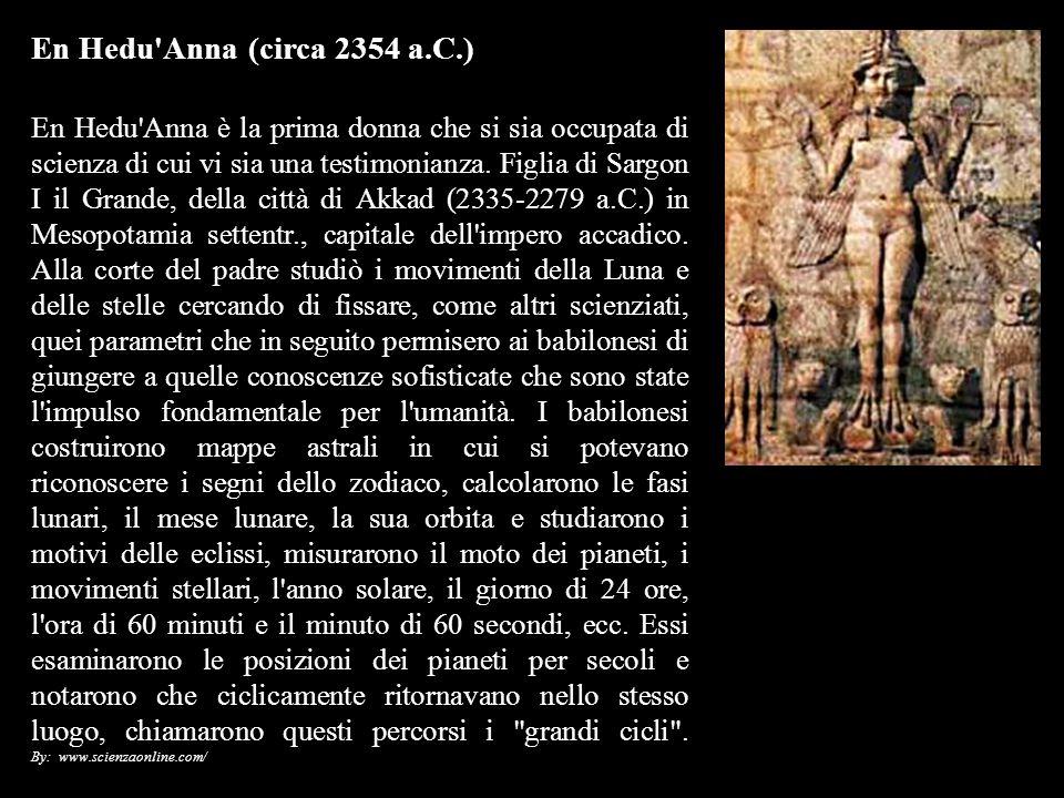 En Hedu Anna (circa 2354 a.C.)