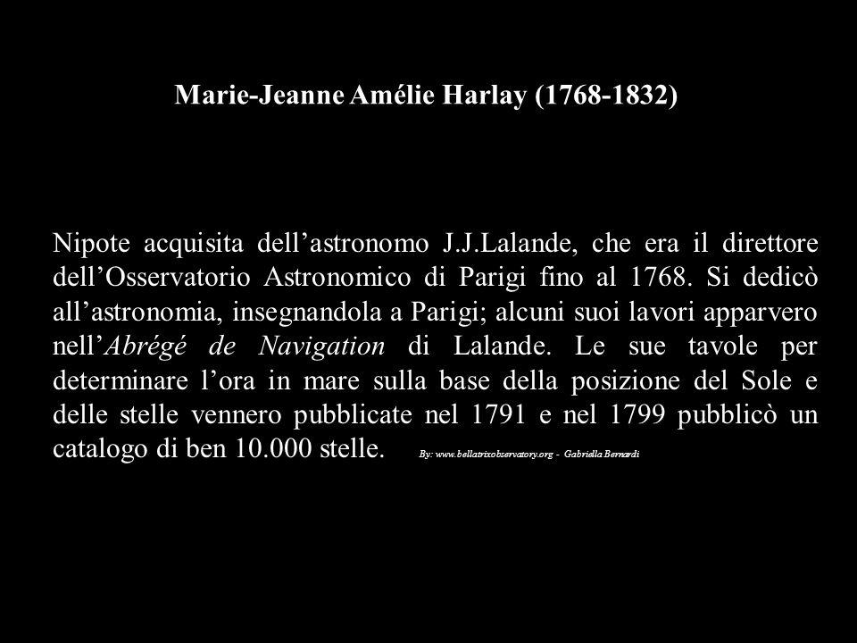 Marie-Jeanne Amélie Harlay (1768-1832)