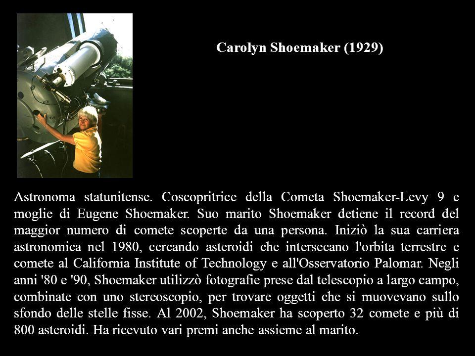Carolyn Shoemaker (1929)