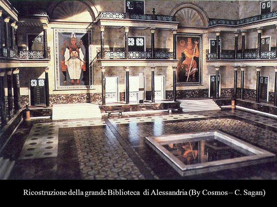 Ricostruzione della grande Biblioteca di Alessandria (By Cosmos – C
