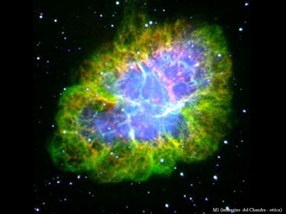 M1 (immagine del Chandra - ottica)