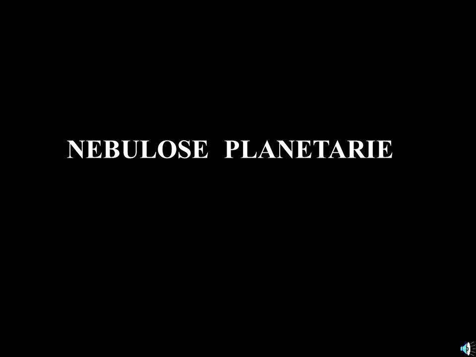 NEBULOSE PLANETARIE