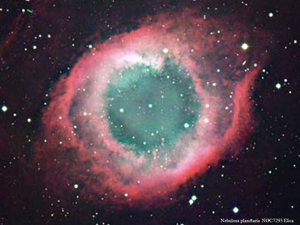 Nebulosa planetaria NGC7293 Elica