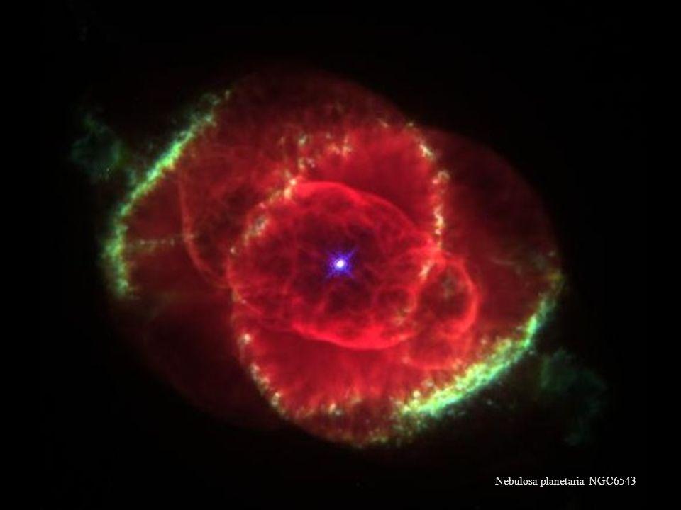Nebulosa planetaria NGC6543