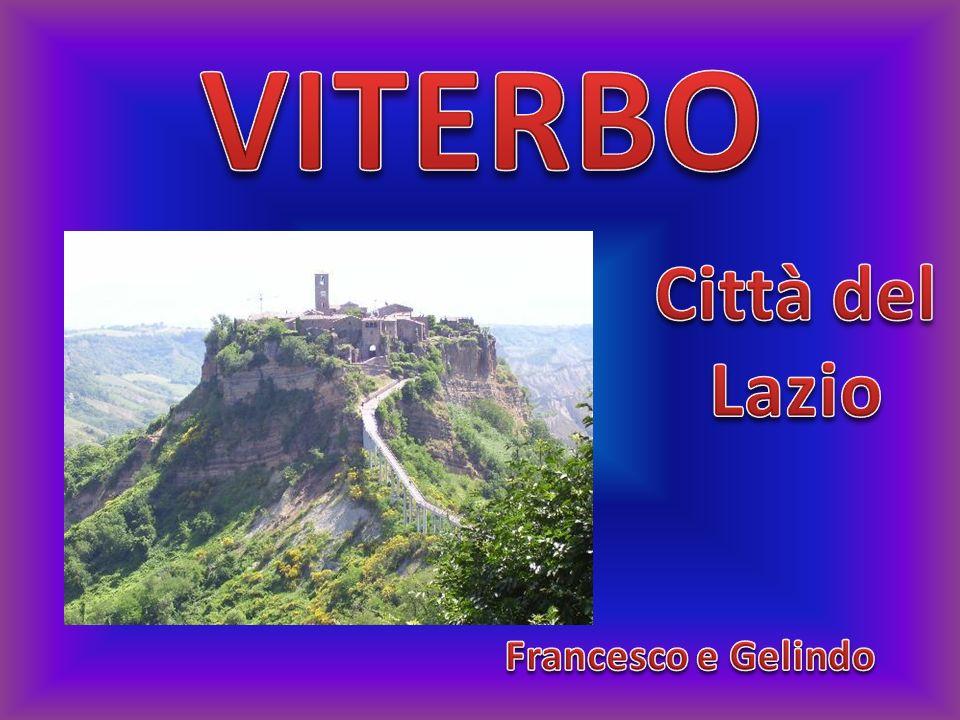 VITERBO Città del Lazio Francesco e Gelindo