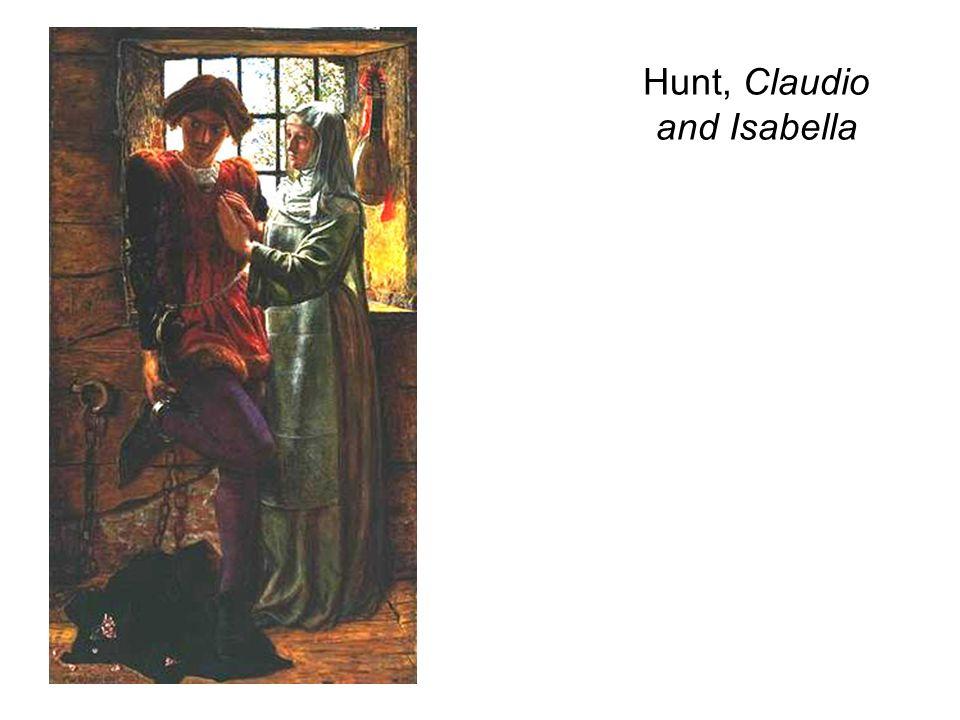 Hunt, Claudio and Isabella