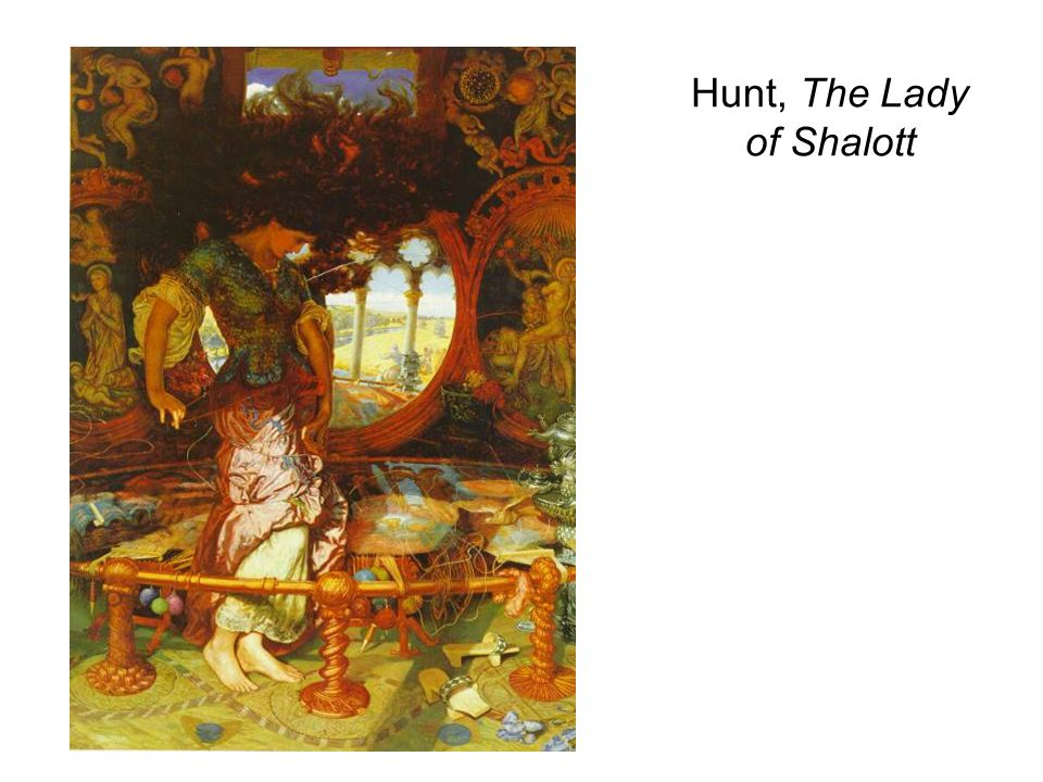 Hunt, The Lady of Shalott