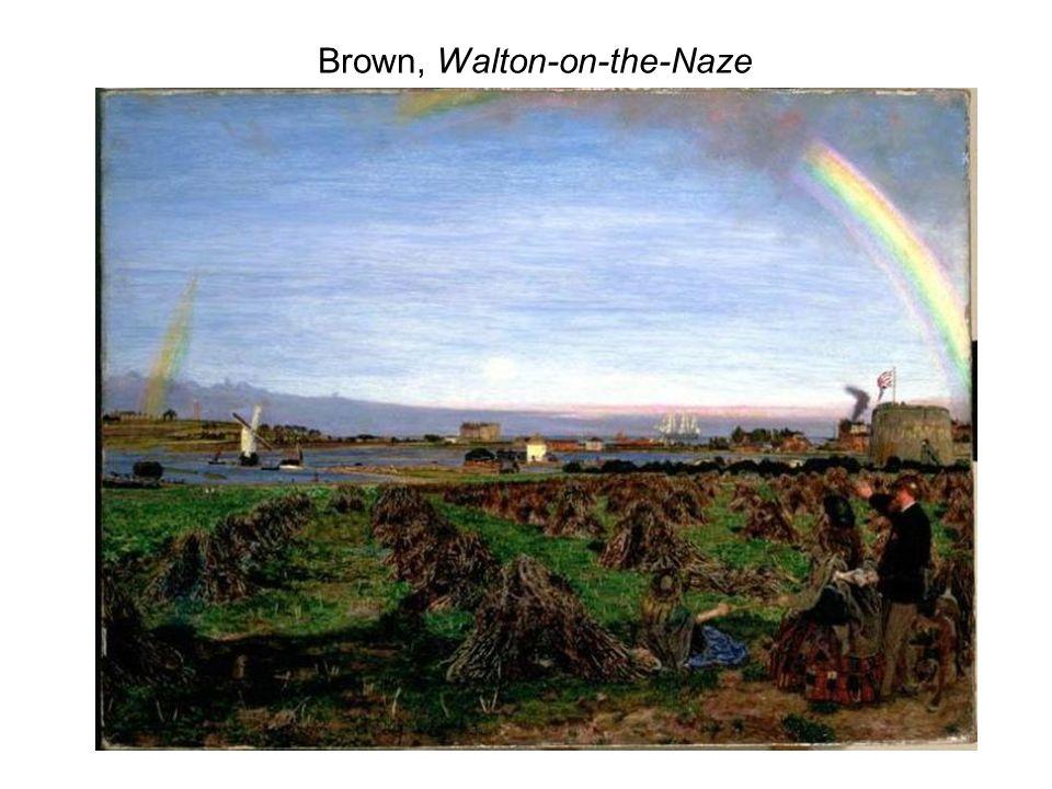 Brown, Walton-on-the-Naze