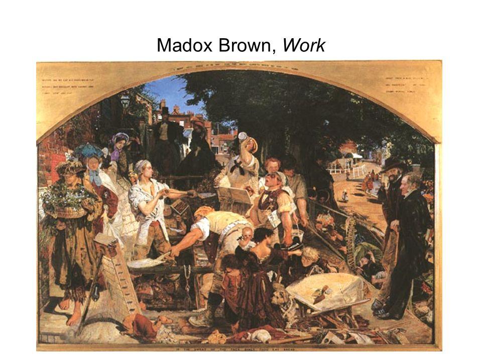 Madox Brown, Work