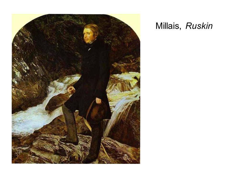 Millais, Ruskin