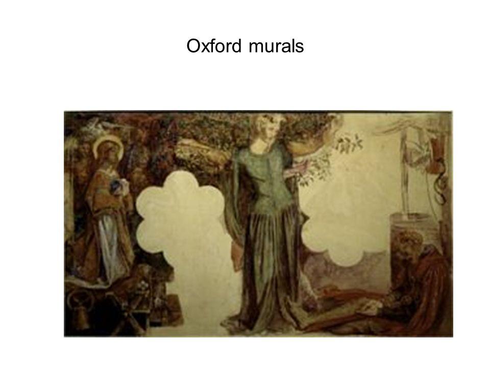 Oxford murals