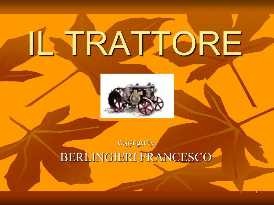 Copyright by BERLINGIERI FRANCESCO
