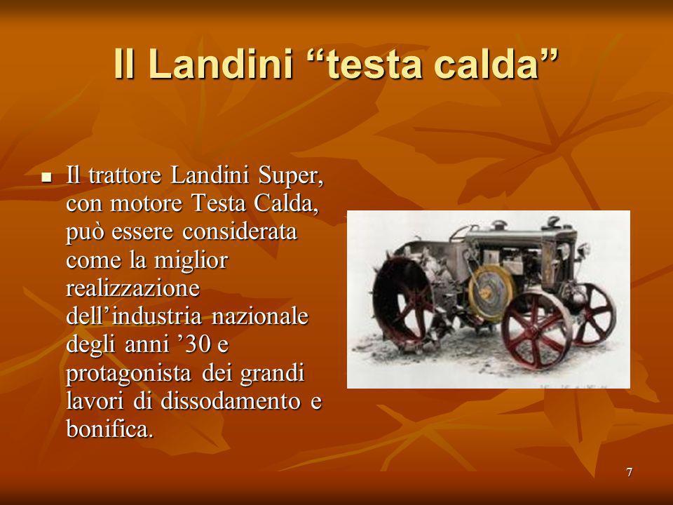 Il Landini testa calda