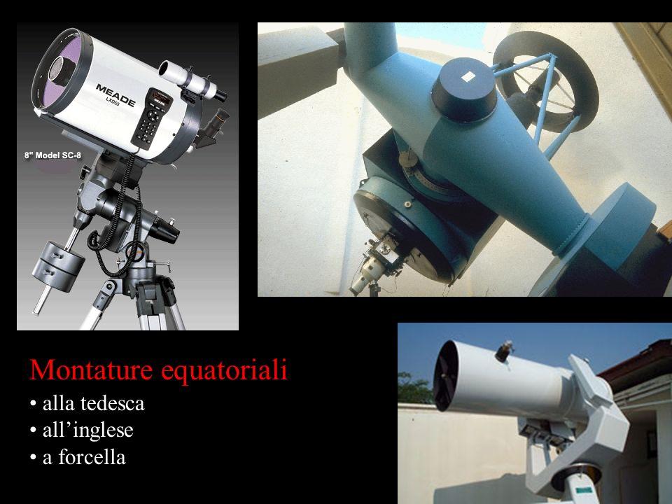 Montature equatoriali