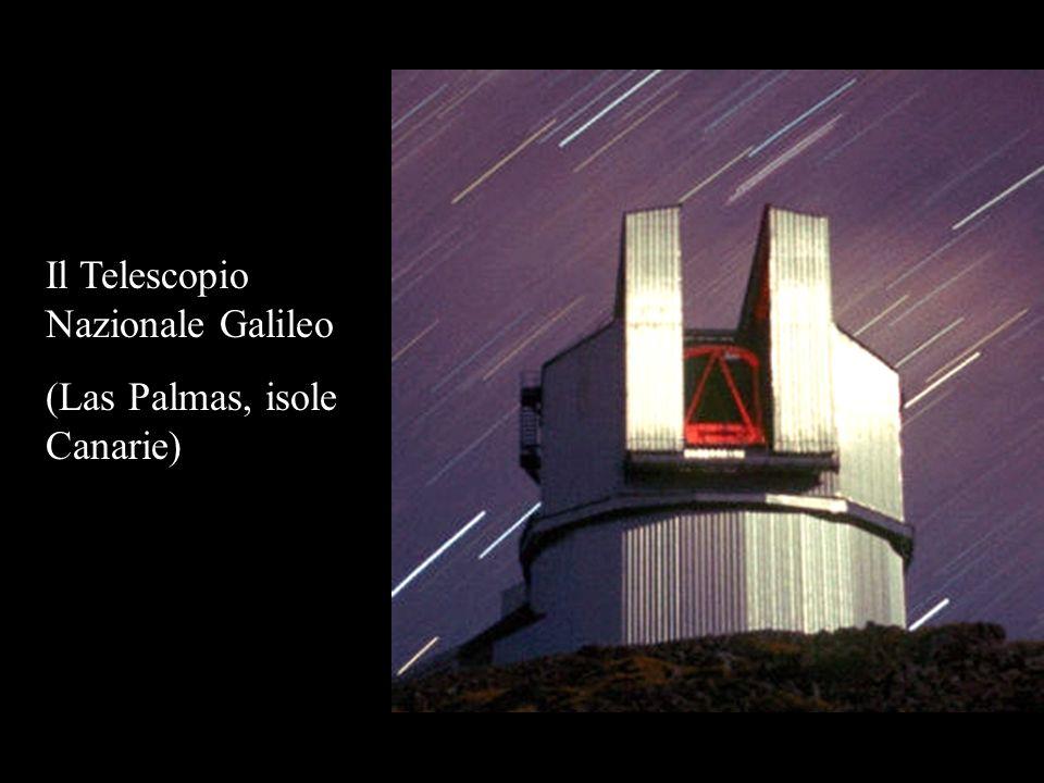 Il Telescopio Nazionale Galileo
