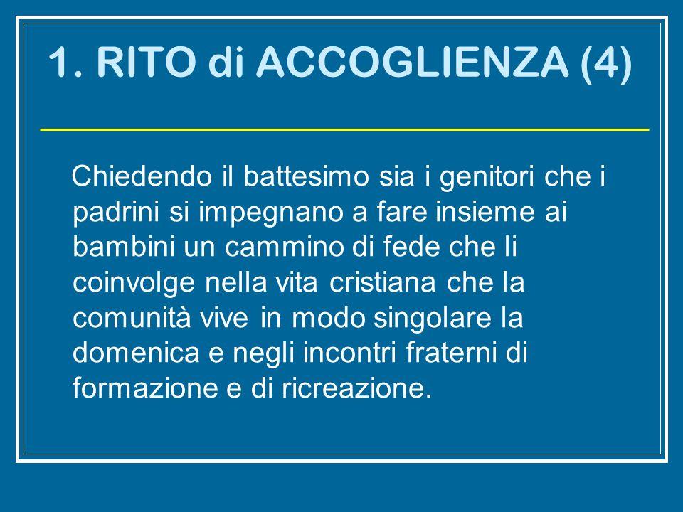 1. RITO di ACCOGLIENZA (4)