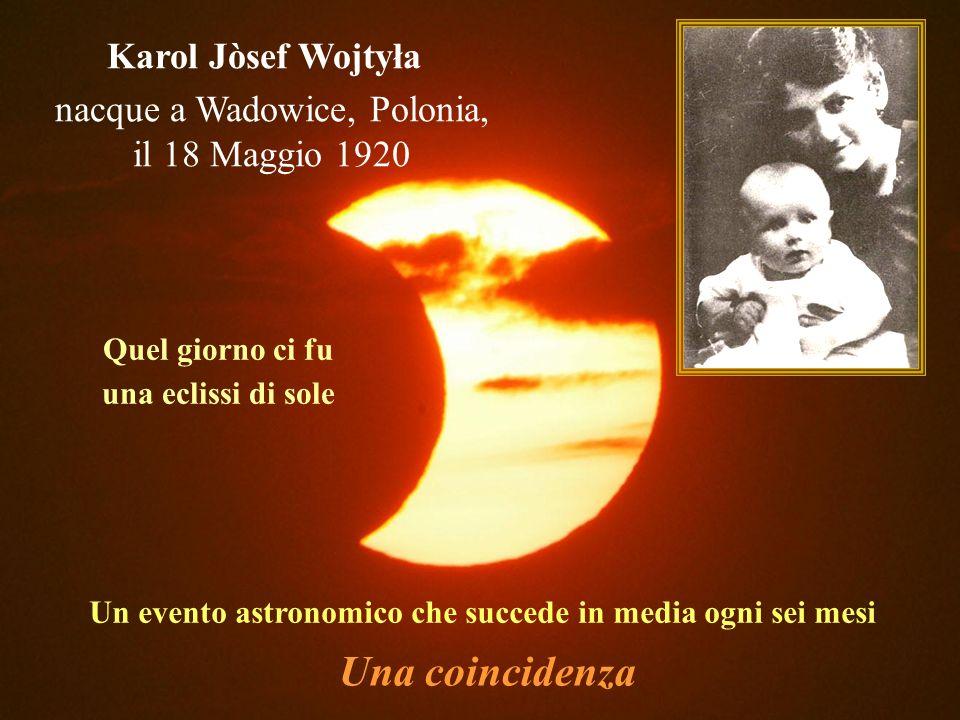 Un evento astronomico che succede in media ogni sei mesi