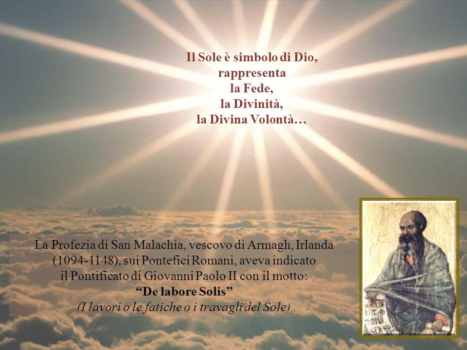 La Profezia di San Malachia, vescovo di Armagh, Irlanda