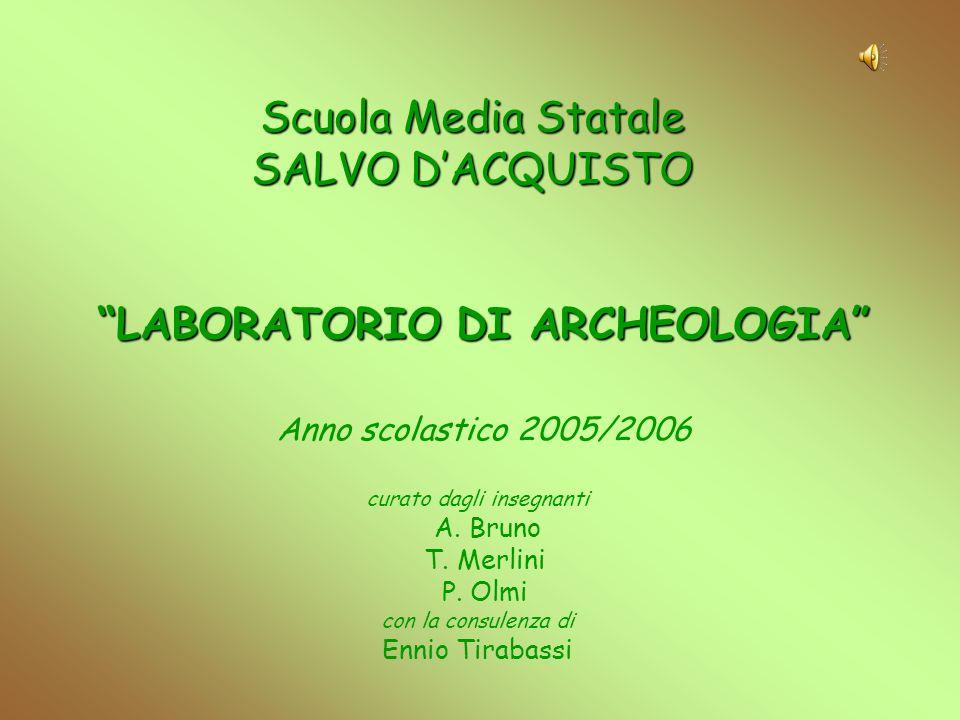 Scuola Media Statale SALVO D'ACQUISTO