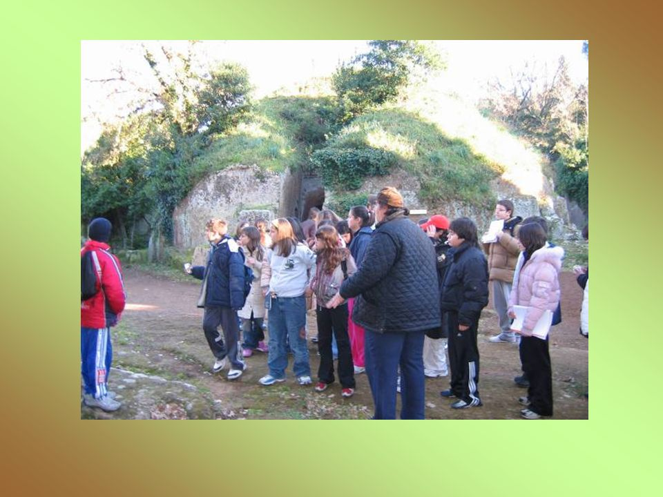 Tomba della Casetta