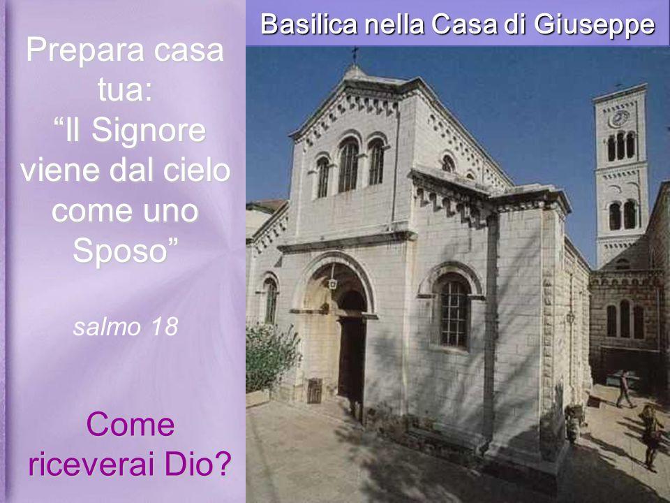 Basilica nella Casa di Giuseppe