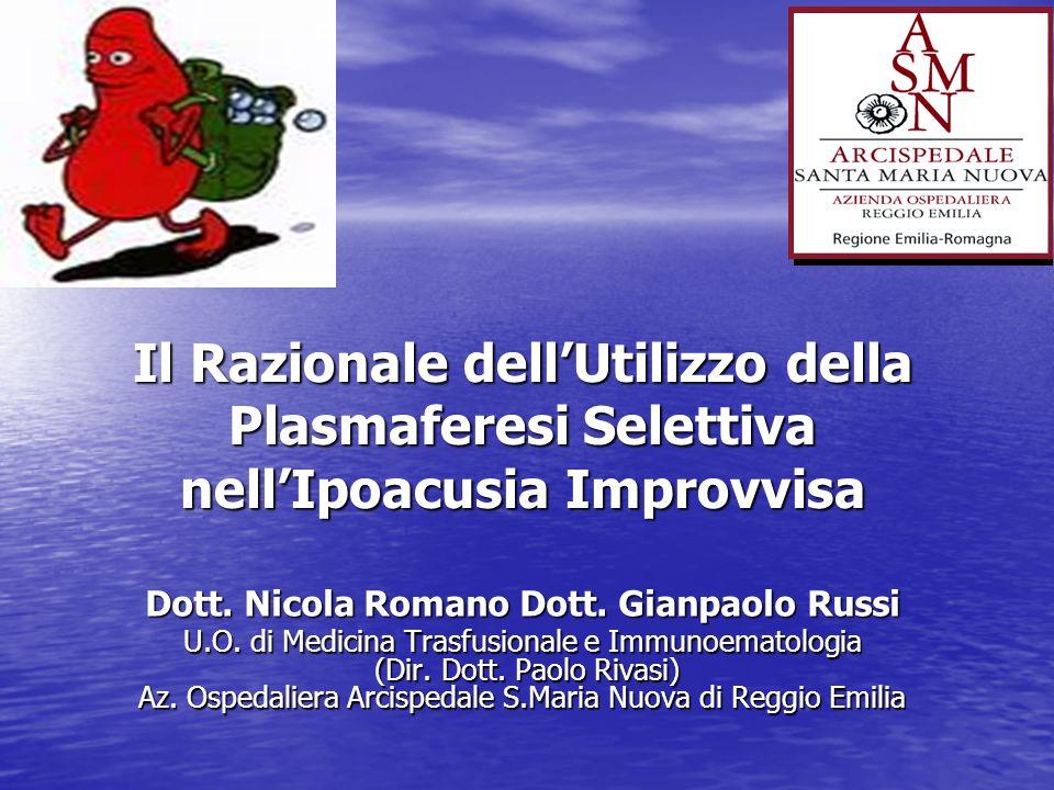 Dott. Nicola Romano Dott. Gianpaolo Russi