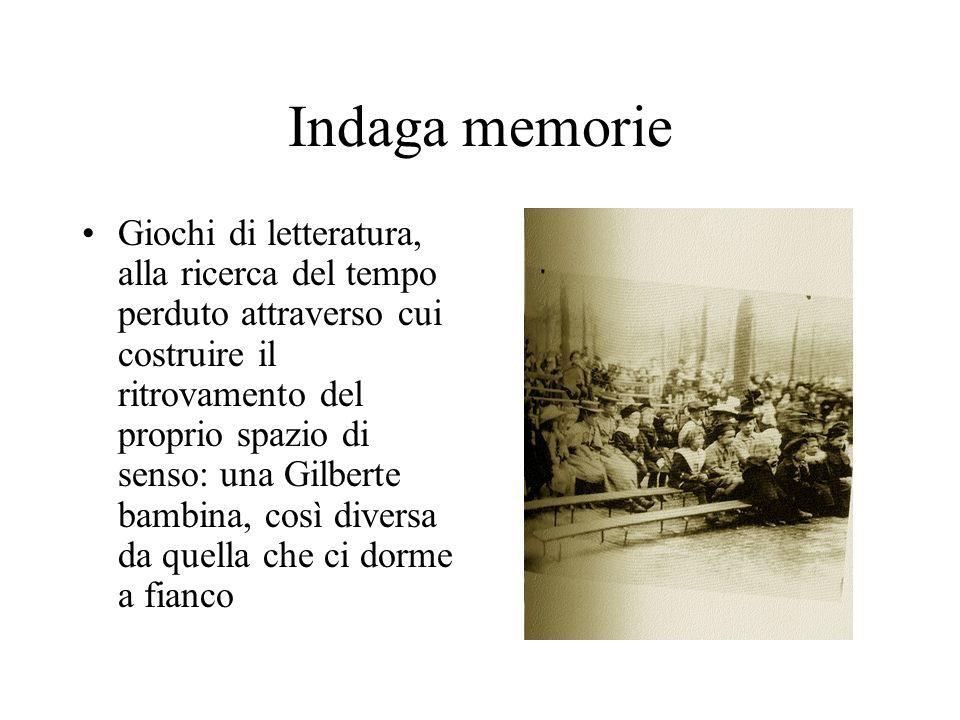 Indaga memorie