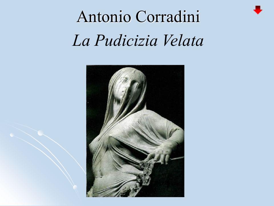 Antonio Corradini La Pudicizia Velata