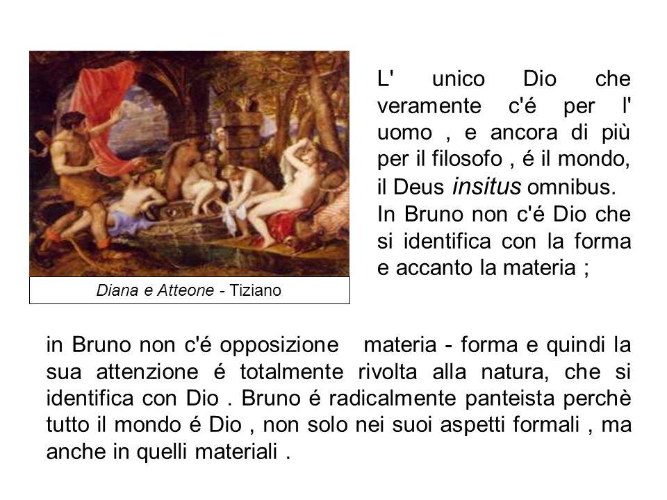 Diana e Atteone - Tiziano