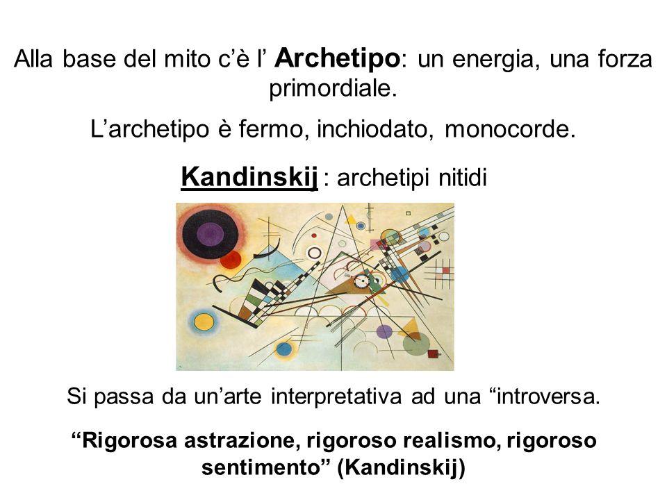 Kandinskij : archetipi nitidi