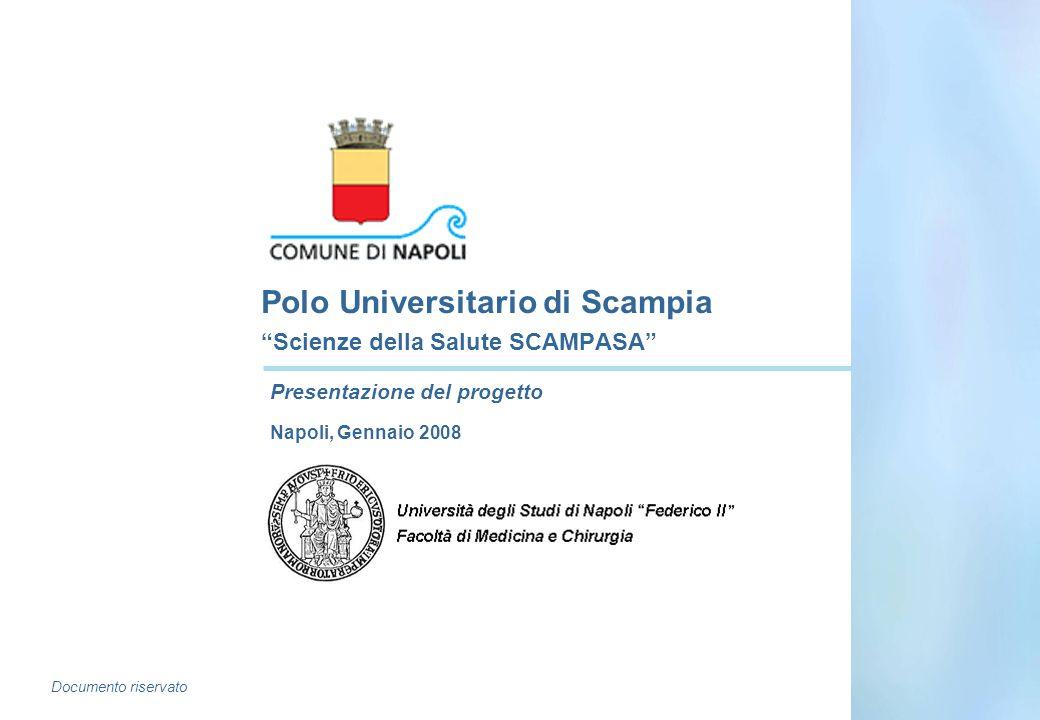 Polo Universitario di Scampia Scienze della Salute SCAMPASA
