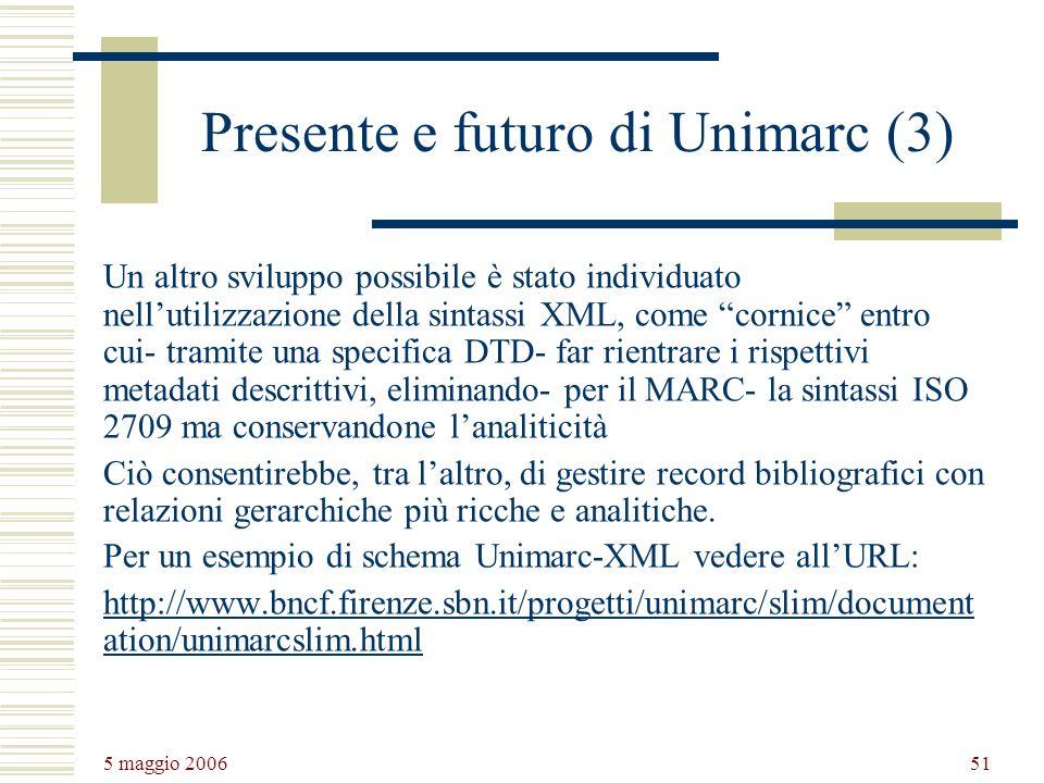Presente e futuro di Unimarc (3)