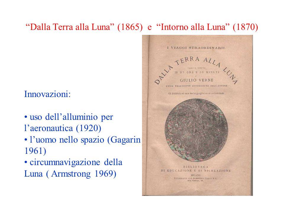 Dalla Terra alla Luna (1865) e Intorno alla Luna (1870)