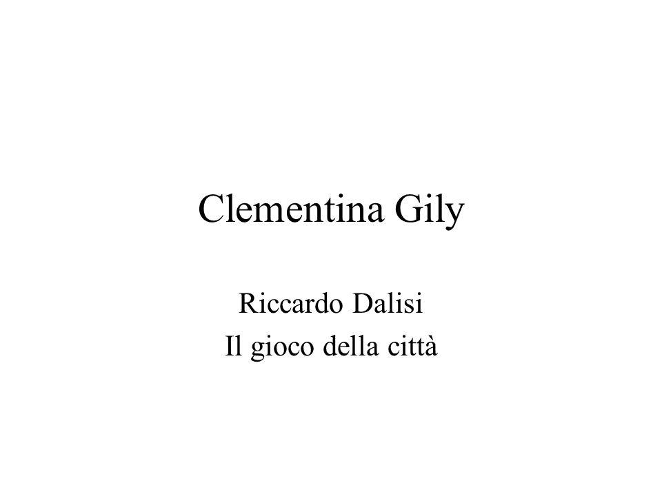Riccardo Dalisi Il gioco della città