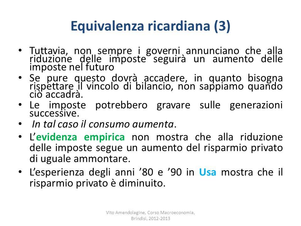 Equivalenza ricardiana (3)