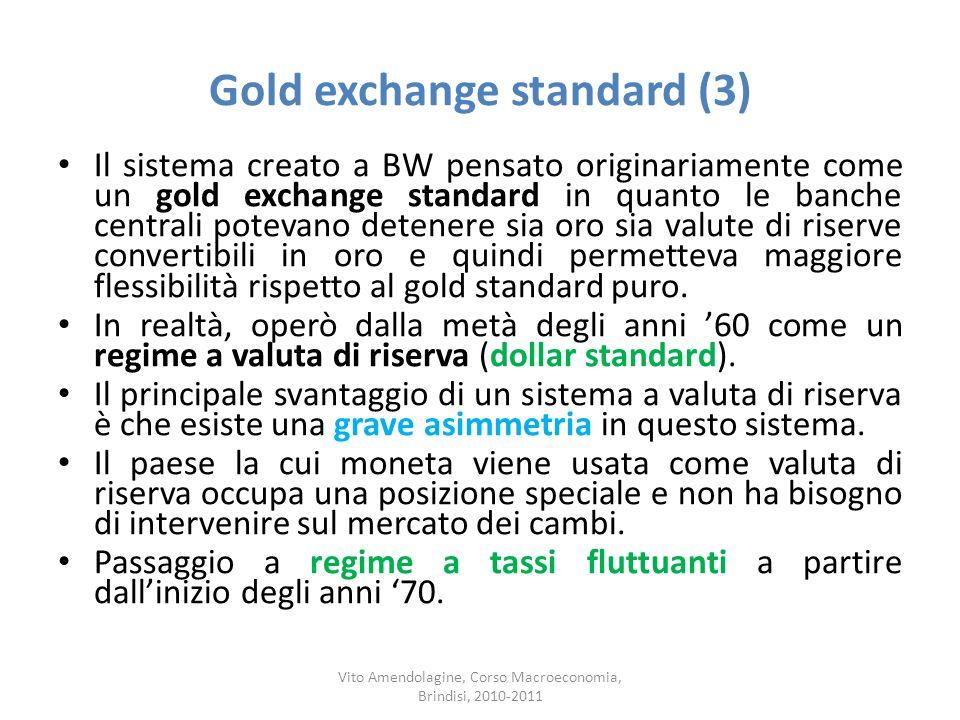 Gold exchange standard (3)