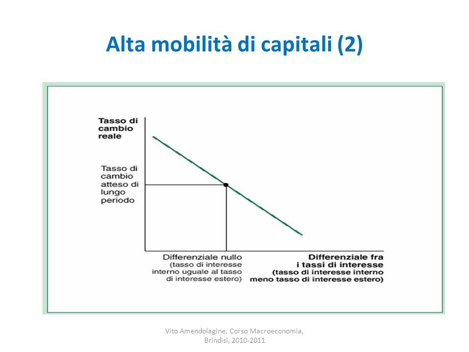 Alta mobilità di capitali (2)