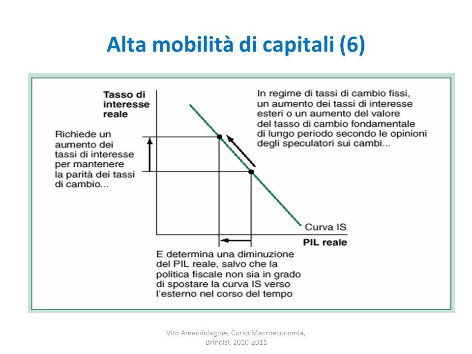 Alta mobilità di capitali (6)