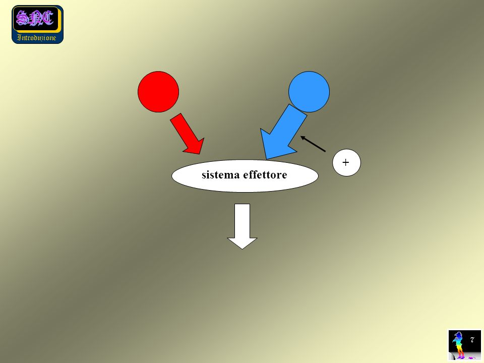 + sistema effettore 7