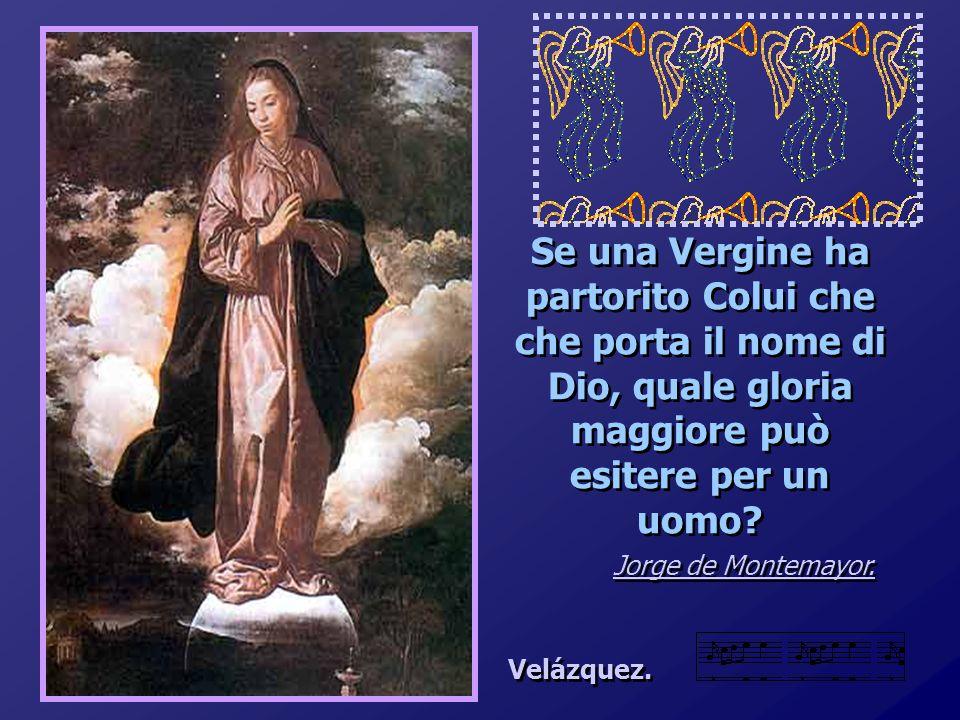 Se una Vergine ha partorito Colui che che porta il nome di Dio, quale gloria maggiore può esitere per un uomo