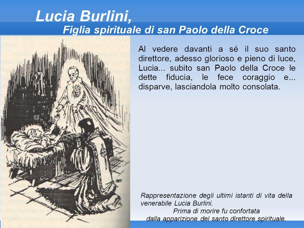 Figlia spirituale di san Paolo della Croce