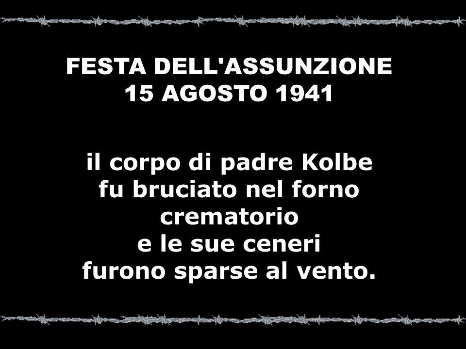 FESTA DELL ASSUNZIONE 15 AGOSTO 1941