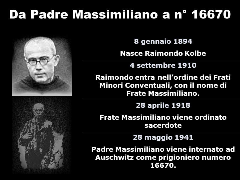 Frate Massimiliano viene ordinato sacerdote